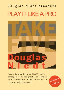 Take Five Play It Like a Pro Cover