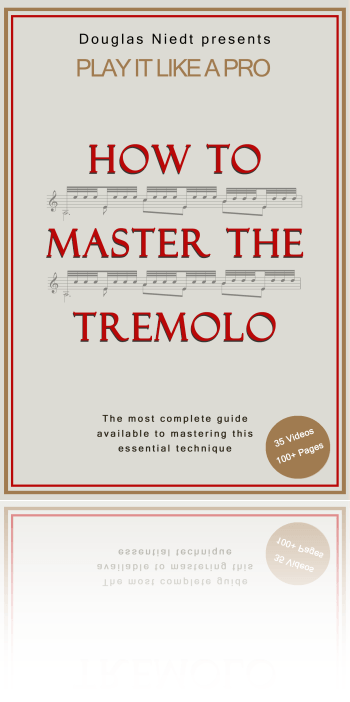 How to Master the Classical Guitar Tremolo cover