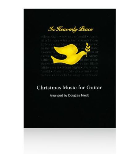 Douglas Niedt IN HEAVENLY PEACE Christmas sheet music
