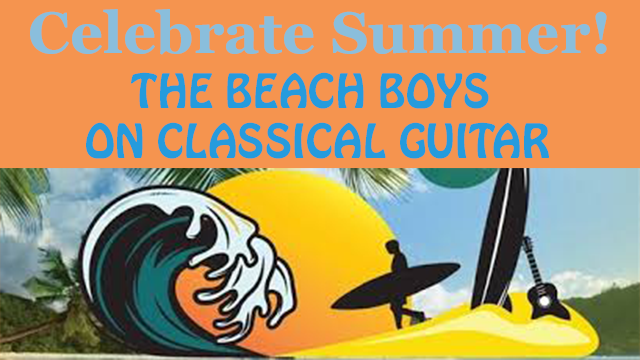Beach Boys on Classical Guitar by Douglas Niedt