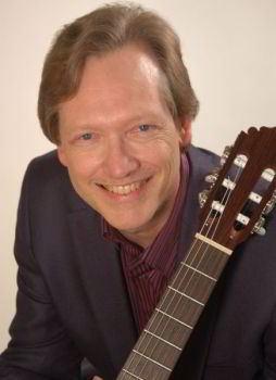 Douglas Niedt, Classical Guitarist