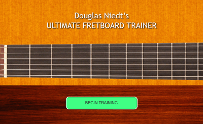 Ultimate Fretboard Trainer