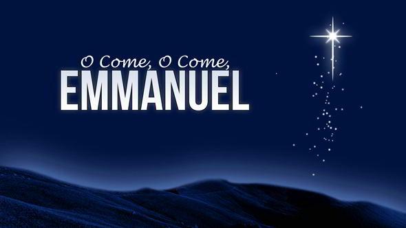 O Come O Come Emmanuel classical guitar music and tab