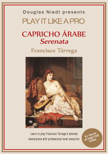 Learn to Play Capricho Arabe