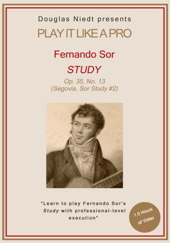 Cover of Sor Study No. 2