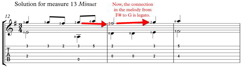 Principle_of_LH_Fingering_Minuet_Telemann_Part_2_m13_Solution