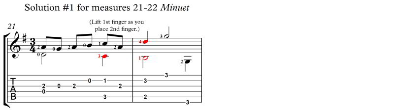 Principle_of_LH_Fingering_Minuet_Telemann_Part_2_m21-22_solution_1