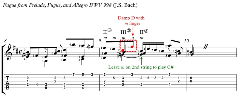 Ex 68 Robert Johnson Alman 2nd Damp m14 Practice Spot