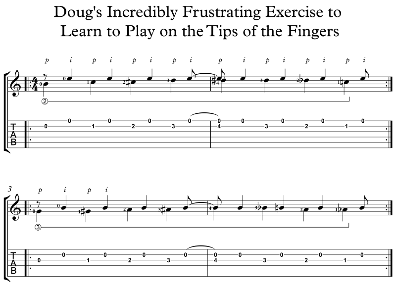 Ex8a Doug's Incredibly Frustrating Exercise