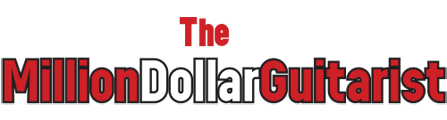 Million Dollar Guitarist Logo