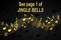 Page 1 Jingle Bells Christmas Carol for classical guitar Douglas Niedt In Heavenly Peace