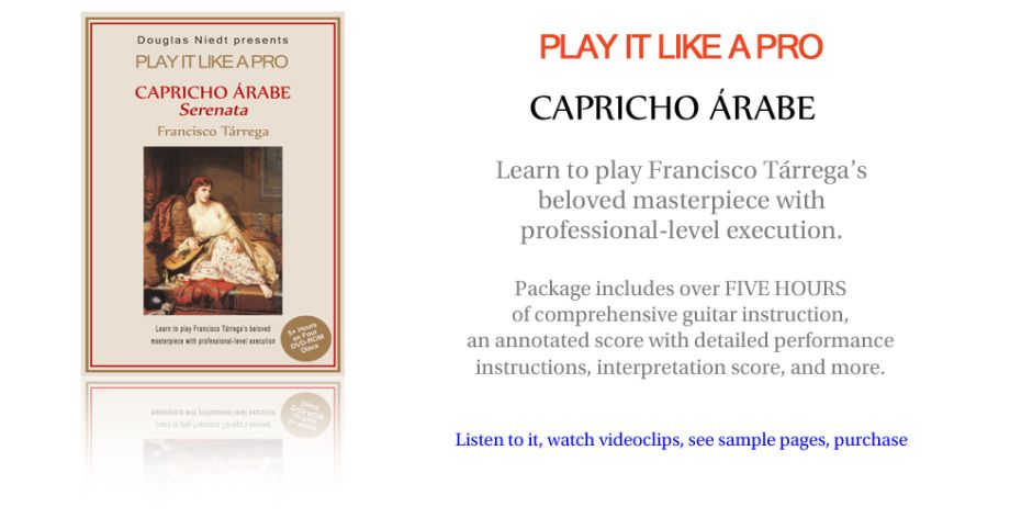 Play It Like a Pro--Capricho Arabe