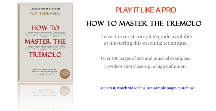 How to Master the Tremolo