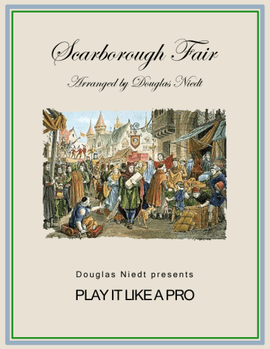 Scarborough Fair cover