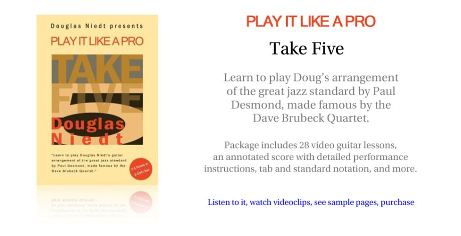 Play It Like a Pro--Take Five